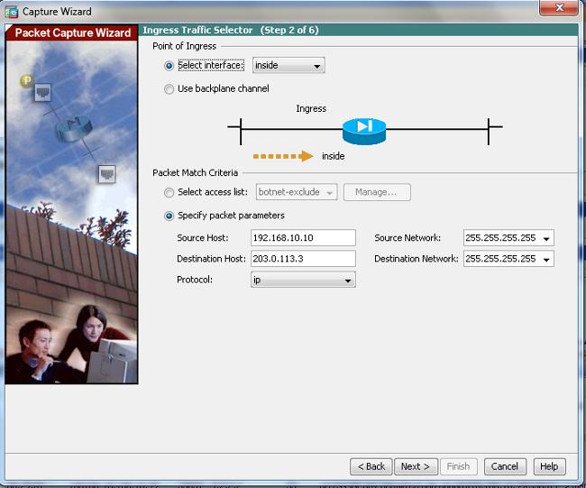 Cisco ASA – Packet Capture – SanchitGurukul
